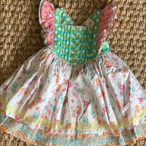 Wildflowers felicity dress size 4